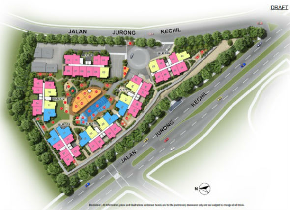 the_hillford_condo_site_plan