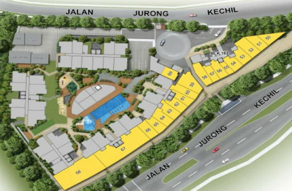 the_hillford_condo_site_plan_commercial
