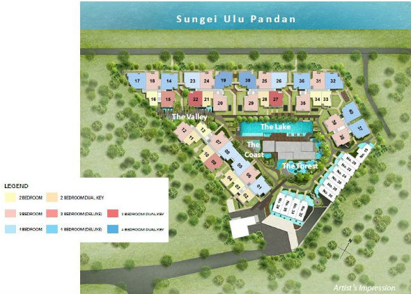 waterfront_faber_site_map