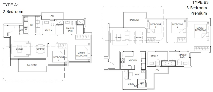 Floor Plans Shows Functional Layout At The Vales Ec