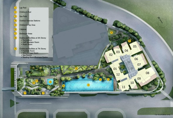 cairnhill_nine_capitaland_site_map
